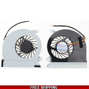 MSI Ms-1756 Replacement Laptop CPU Cooling Fan
